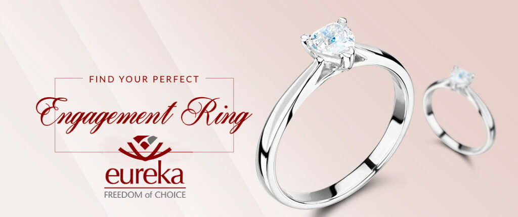 Eureka Diamond rings